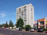 neighbour house: st. Kulakhmetov, house 22. Apartment house