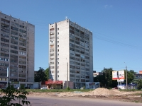 neighbour house: st. Kulakhmetov, house 23. Apartment house