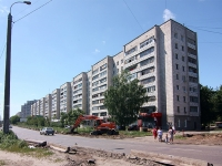 neighbour house: st. Kulakhmetov, house 25 к.1. Apartment house