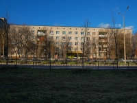 neighbour house: st. Kulakhmetov, house 5. hostel