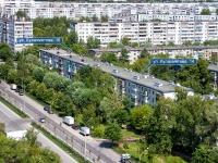 Kazan, Kulakhmetov st, house 14. Apartment house