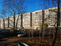 喀山市, Kulakhmetov st, 房屋 17 к.1. 公寓楼