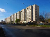 Kazan, Kulakhmetov st, house 17 к.4. Apartment house