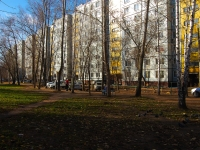 Kazan, Kulakhmetov st, house 18. Apartment house