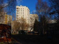 neighbour house: st. Kulakhmetov, house 20. Apartment house