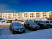 Kazan, Kulakhmetov st, house 25 к.1. Apartment house