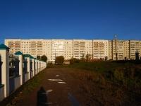 Kazan, Kulakhmetov st, house 25 к.2. Apartment house