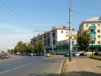 Казань, улица Сибирский тракт, дом 4. многоквартирный дом