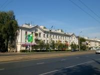 Казань, улица Сибирский тракт, дом 5. многоквартирный дом