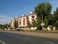 Казань, улица Сибирский тракт, дом 8. многоквартирный дом