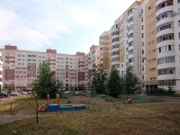 Казань, улица Абсалямова, дом 16. многоквартирный дом