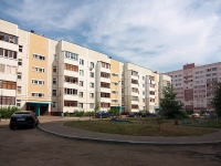 neighbour house: st. Absalyamov, house 18. Apartment house