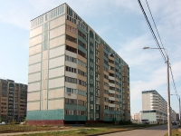 neighbour house: st. Absalyamov, house 23. Apartment house