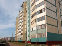 neighbour house: st. Absalyamov, house 27. Apartment house