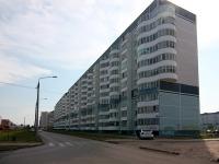 Казань, улица Абсалямова, дом 31. многоквартирный дом