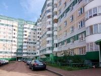 Kazan, Absalyamov st, house 35. Apartment house