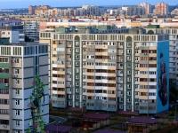 Казань, улица Абсалямова, дом 27. многоквартирный дом