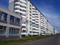 Казань, улица Абсалямова, дом 29. многоквартирный дом