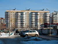 neighbour house: st. Absalyamov, house 16. Apartment house