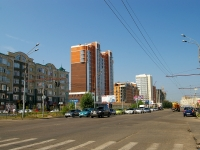 neighbour house: st. Chistopolskaya, house 22. Apartment house