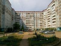 Казань, улица Чистопольская, дом 37. многоквартирный дом