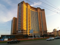 Kazan, Chistopolskaya st, house 38. Apartment house