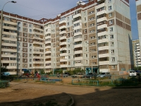 Kazan, Chistopolskaya st, house 39. Apartment house