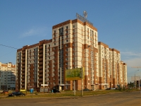 neighbour house: st. Chistopolskaya, house 64. Apartment house