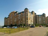 喀山市, Chistopolskaya st, 房屋 75. 公寓楼