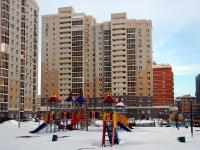 Казань, улица Чистопольская, дом 14. многоквартирный дом