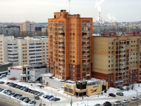 neighbour house: st. Chistopolskaya, house 7. Apartment house