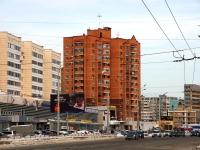 Казань, улица Чистопольская, дом 7. многоквартирный дом