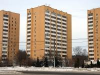 Казань, улица Чистопольская, дом 1. многоквартирный дом