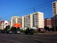 Kazan, Chistopolskaya st, house 4. Apartment house