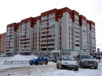 Казань, улица Чистопольская, дом 10/8. многоквартирный дом