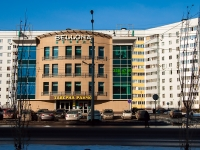 neighbour house: st. Chistopolskaya, house 33В. multi-purpose building