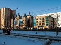 Kazan, Chistopolskaya st, house 33В. multi-purpose building