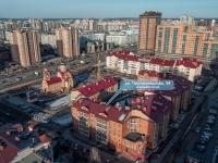Казань, улица Чистопольская, дом 34. многоквартирный дом