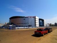 "喀山市, 体育宫 ""Татнефть Арена"" ледовый дворец спорта, Chistopolskaya st, 房屋 42"