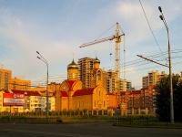 Kazan, temple Священномученика Кирилла, Chistopolskaya st, house 30