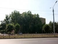 Казань, улица Аделя Кутуя, дом 2. общежитие