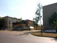 Казань, улица Аделя Кутуя, дом 8А. общежитие