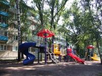 Казань, улица Аделя Кутуя, дом 12. многоквартирный дом