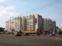 Казань, улица Аделя Кутуя, дом 16. многоквартирный дом