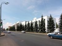 Kazan, office building Газпром трансгаз Казань, Adel Kutuy st, house 41