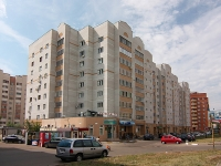 Kazan, Adel Kutuy st, house 44Б. Apartment house