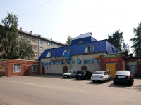 Kazan, Adel Kutuy st, house 68А. multi-purpose building