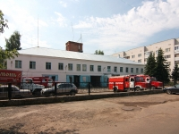 Kazan, fire-fighting Detachment №6 Со­вет­ско­го рай­о­на, Krasnoy Pozitsii st, house 3Б