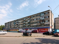 neighbour house: st. Krasnoy Pozitsii, house 9. Apartment house with a store on the ground-floor