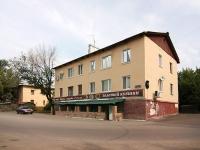 喀山市, Krasnoy Pozitsii st, 房屋 27. 公寓楼